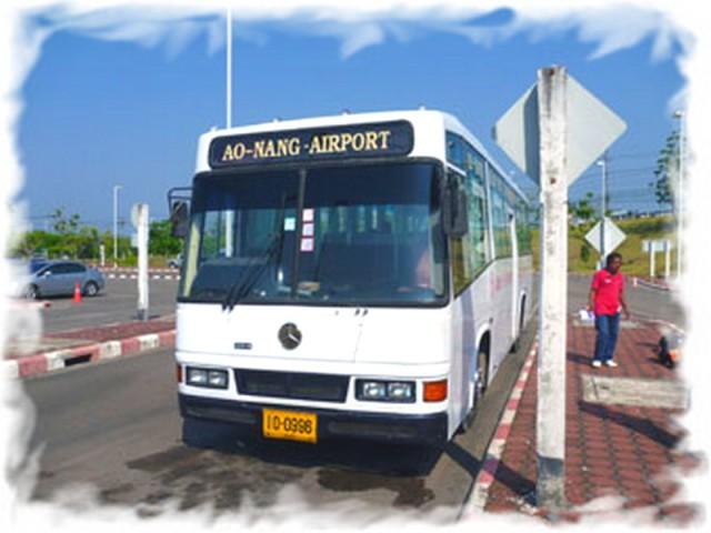 Аэропорт Краби - как добраться