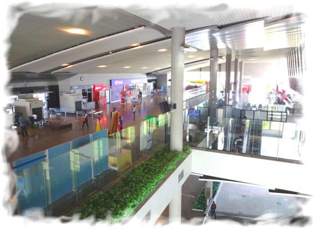 Аэропорт Краби - обзор 2