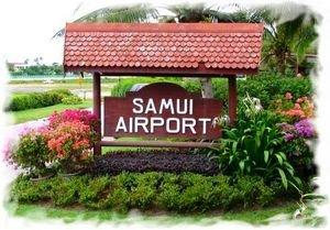 Аэропорт Самуи 1