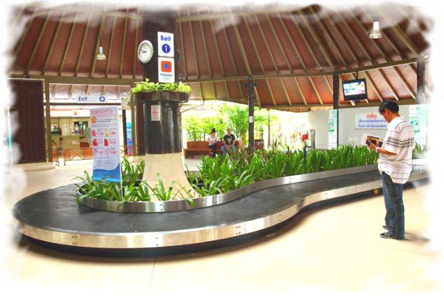 Аэропорт Самуи 5