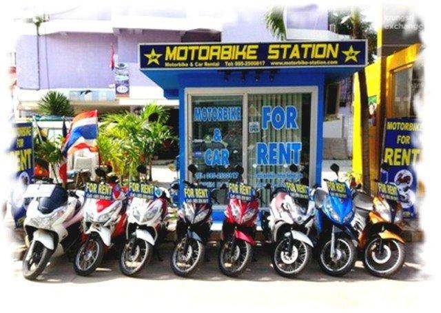 Аренда мотобайков в Таиланде 3