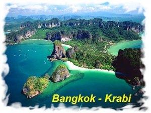 Бангкок - Краби 4