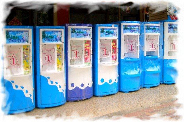 Питьевая вода в Таиланде 6