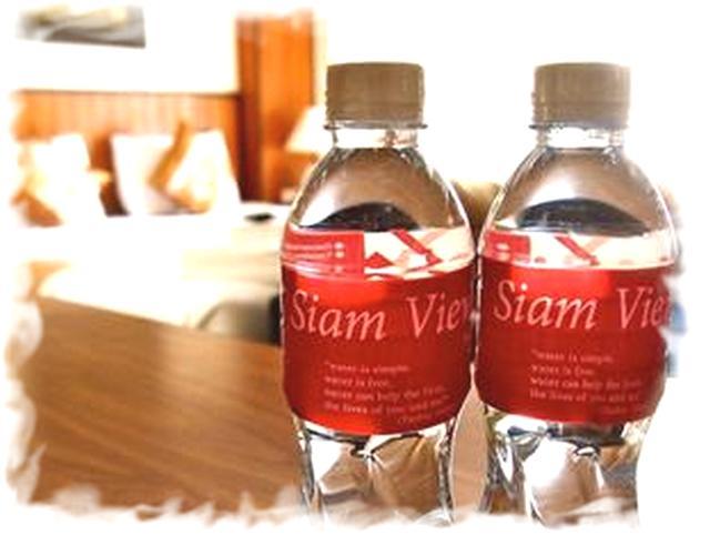 Питьевая вода в Таиланде отель