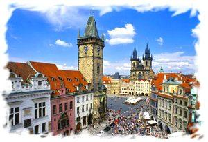 Веб-камеры в Праге онлайн