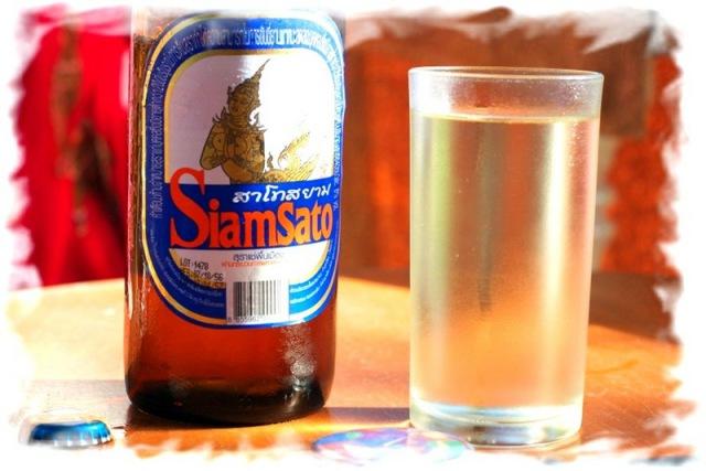 Алкоголь в Таиланде - Siam Sato