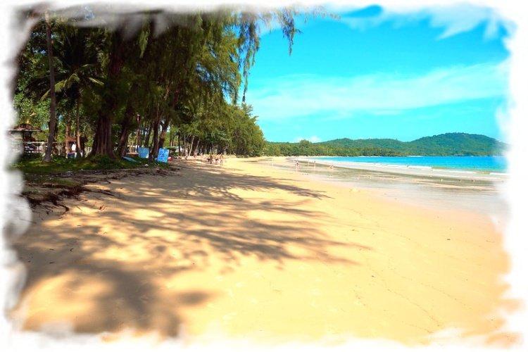 Основные курорты провинции Краби - Клонг Муанг