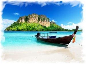 Основные курорты провинции Краби