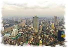 Панорама Бангкока 360