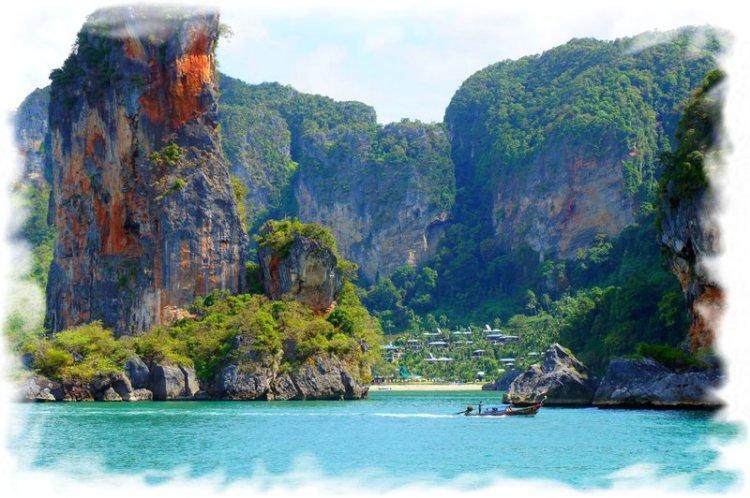 Провинция Краби в Таиланде 4