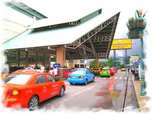 Южный автовокзал Бангкока  здание 3