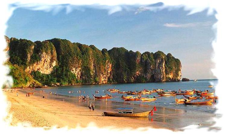 Ао Нанг пляж фото