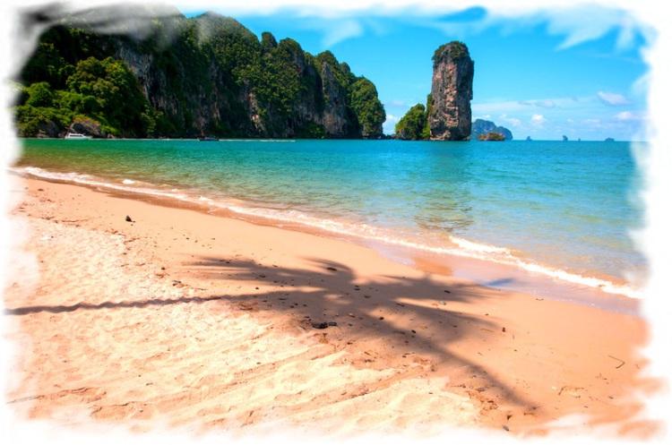 Ао Нанг пляжи - Пай Плонг бич