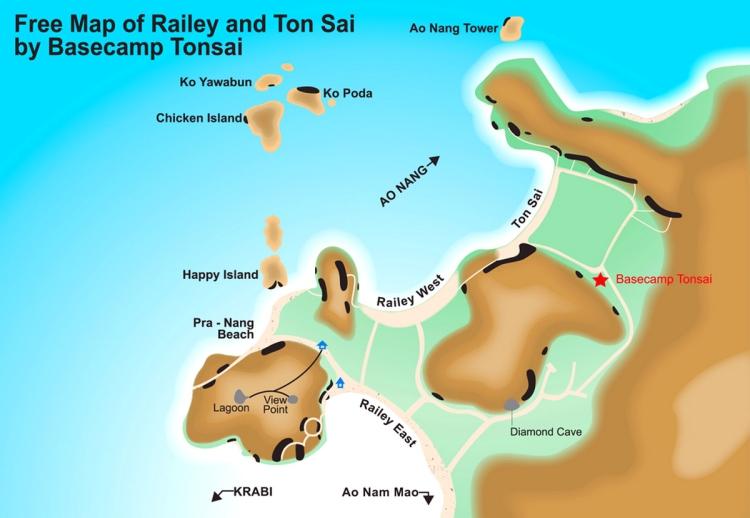 Карта Рейли