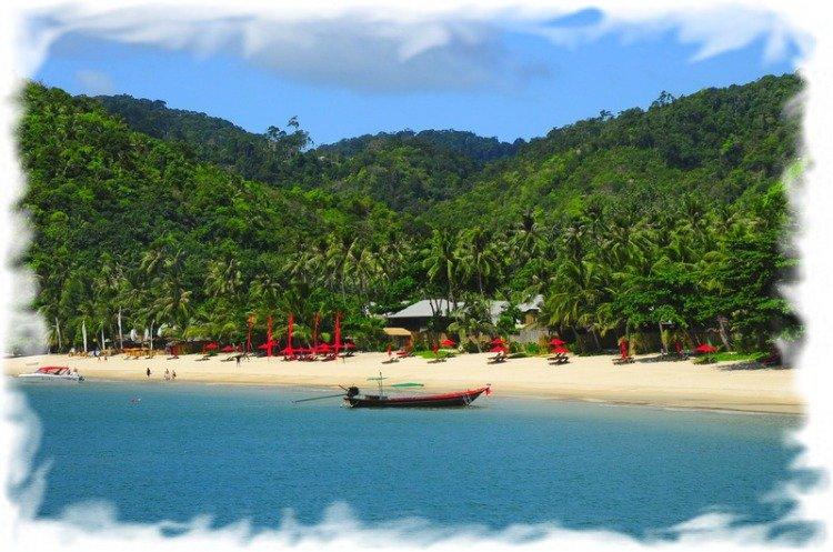 Koh Pha Ngan resorts