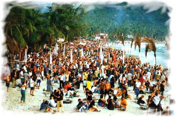 Остров Панган в Таиланде 4