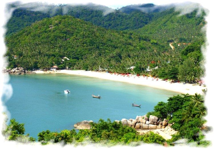 Остров Панган в Таиланде фото