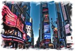 Веб камера Нью Йорка - Таймс сквер панорама