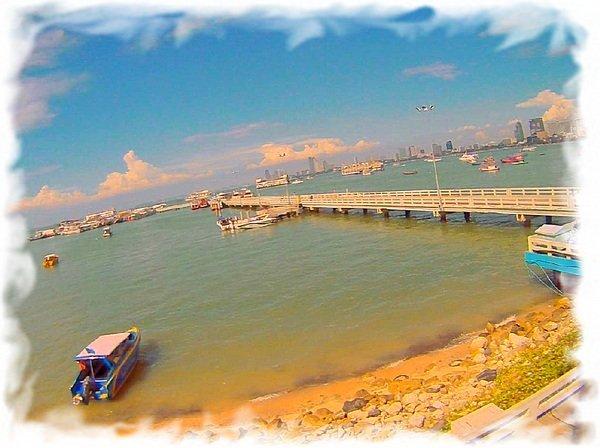 Веб камера Паттайя онлайн -Пирс Бали Хай