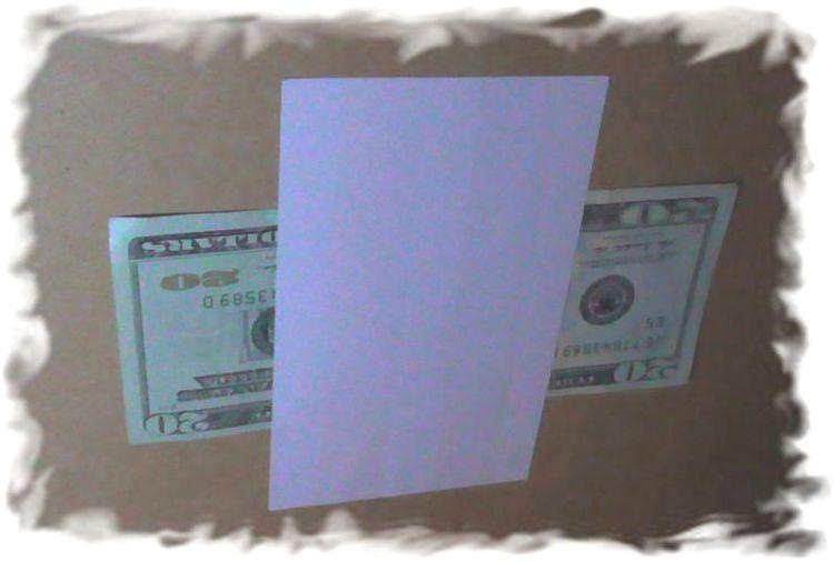 Хранение денег в отеле 5
