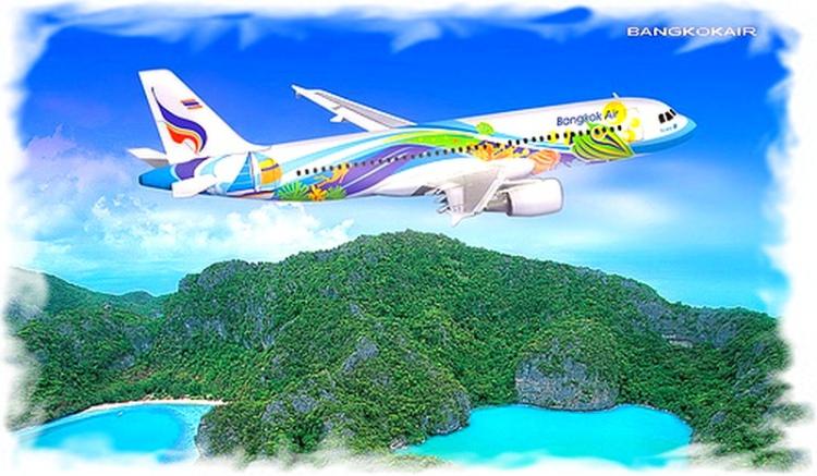 Самуи - Краби как добраться на самолете