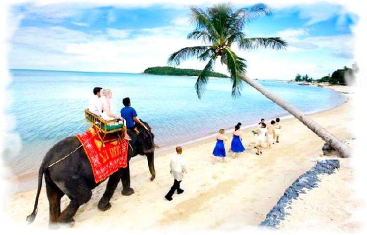 Свадьба в Таиланде 10
