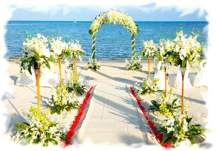 Свадьба в Таиланде 12