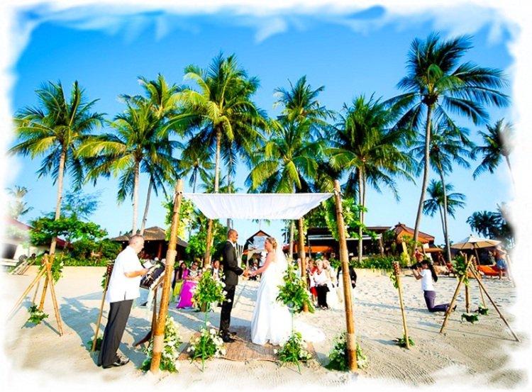 Свадьба в Таиланде 2