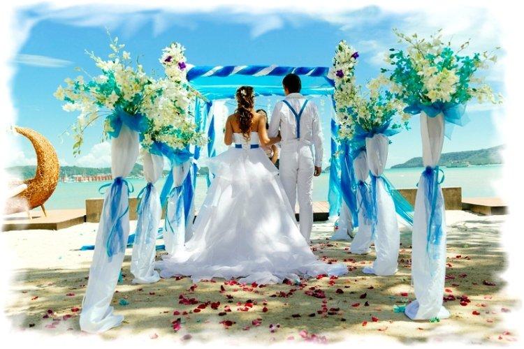 Свадьба в Таиланде 6