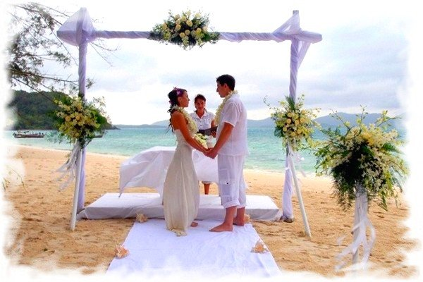 Свадьба в Таиланде 7