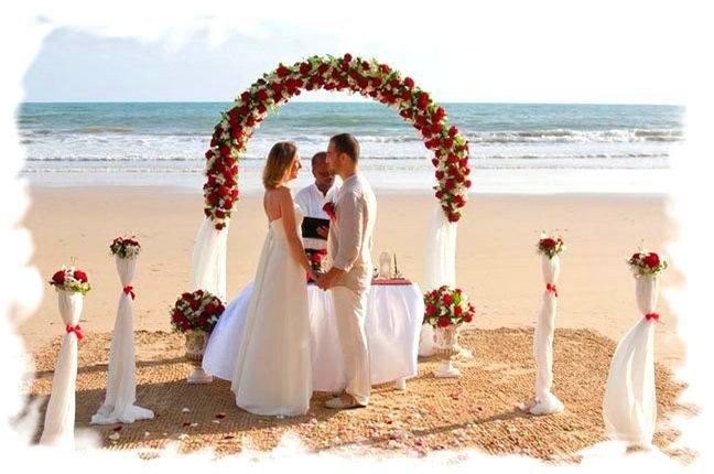 Свадьба в Таиланде 8