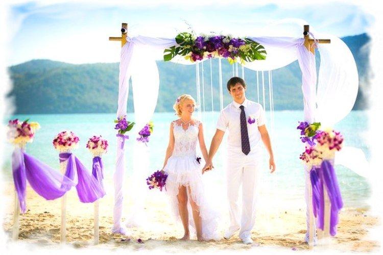 Свадьба в Таиланде 9