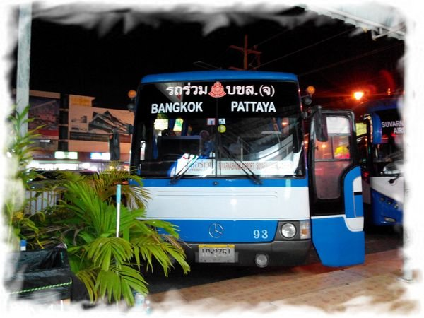 How to get to Bangkok from Pattaya – best variants and prices