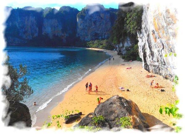 Пляж Тонсай (Рейли) - подробный обзор