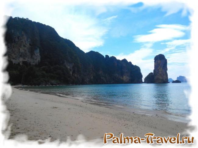 Пляж отеля Centara - Pai Plong beach в Ао Нанге