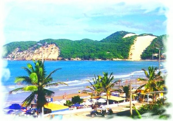 Веб-камера Бразилии онлайн пляж Понта Негра