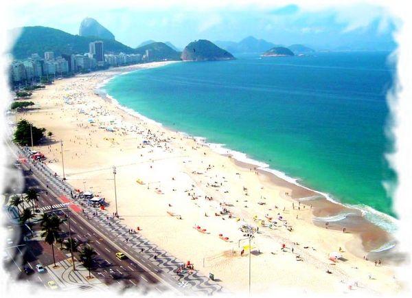 Веб камера Рио же Жанейро
