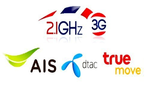 Мобильная связь в  Таиланде 2