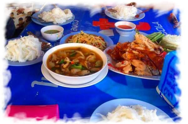 Традиционная тайская кухня