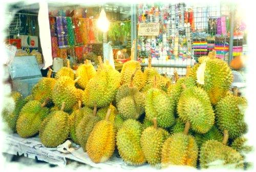 Дурианы в Таиланде