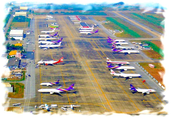 Аэропорт Утапао может быть переименован