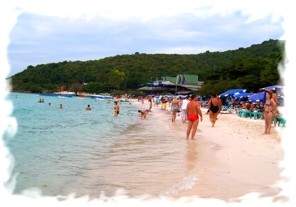 Остров Ко Лан ждет ограничение по количеству туристов