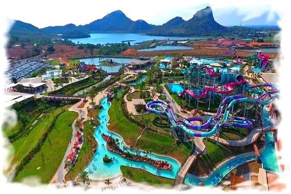 Аквапарк Рамаяна в Паттайе – лучший в Юго-Восточной Азии