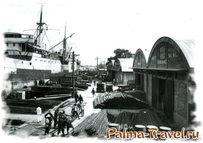 Asiatique Bangkok - историческое фото