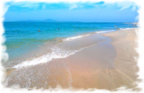 Обзор пляжа Донгтан бич