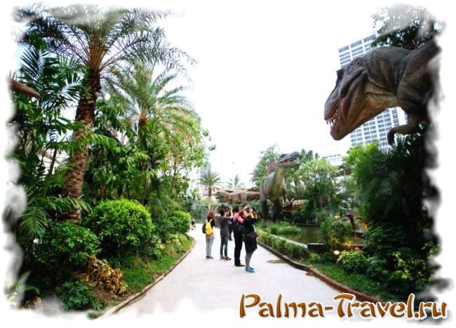 Парк платена дизозавров 2