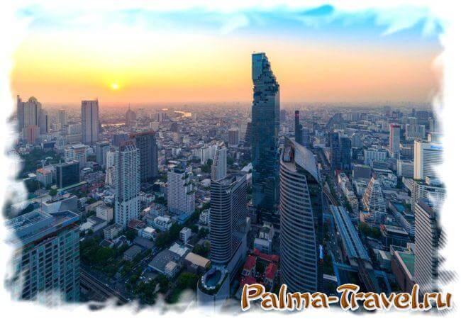 MahaNakhon - самый высокий небоскреб в Таиланде 3