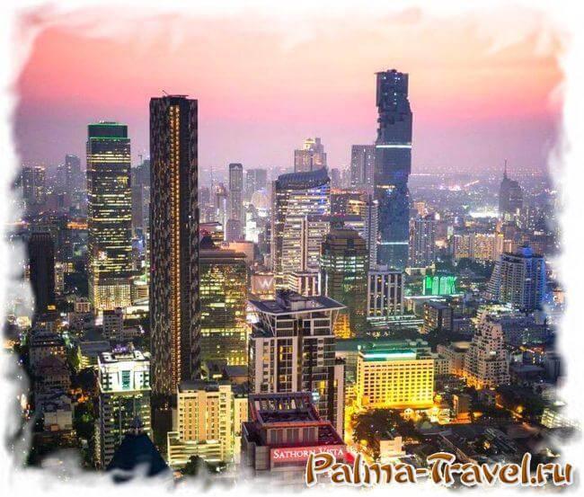 MahaNakhon - самый высокий небоскреб в Таиланде 5