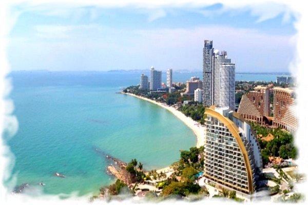 Веб-камеры Паттайи онлайн пляж Вонгамат
