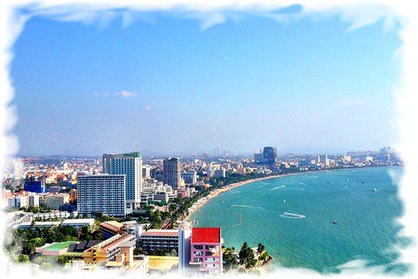Веб-камеры Паттайи онлайн центральный пляж